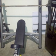 Used Matrix incline Olympic Bench