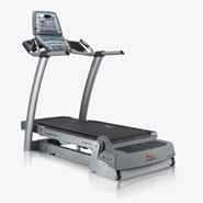 FreeMotion Treadmill with WorkoutTV