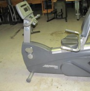Life Fitness 95 Ri Commercial Recumbent Bike