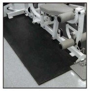 black Rubber Flooring