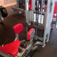 Used cybex abductor